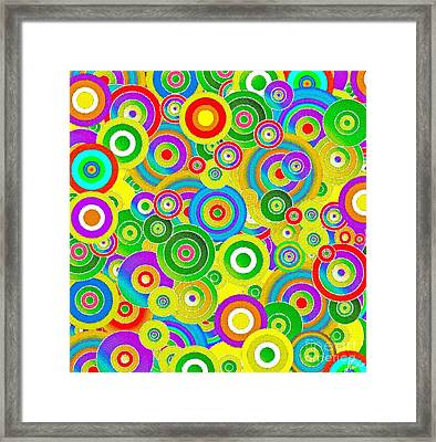 Colors Framed Print by Stefano Senise