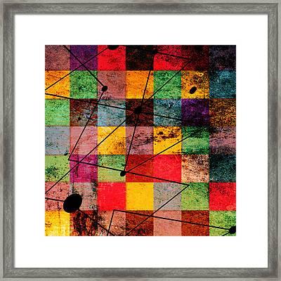 Colorsssss Framed Print by Mark Ashkenazi