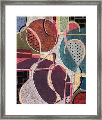 Colour Play I Framed Print