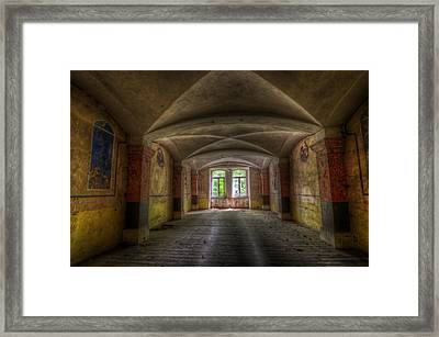 Colour Room Framed Print