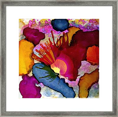Colour Upon Us 15 Framed Print
