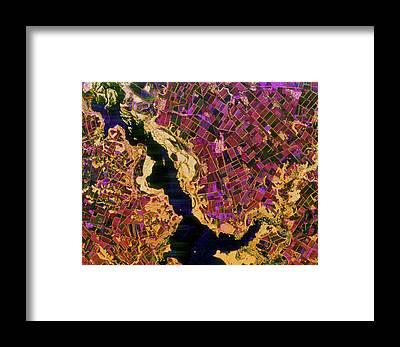 Dnieper Framed Prints