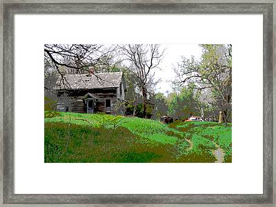 Come Home Framed Print by Renie Rutten
