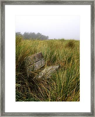 Come Sit And Stay Framed Print