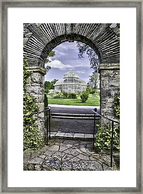 Come Through Framed Print