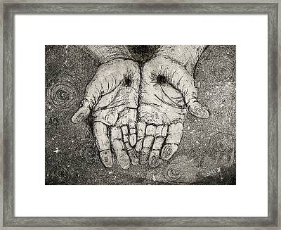 Come To Me - Aquatint Framed Print by Susan Swain