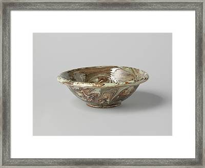 Come With Everted Mouth Rim Framed Print