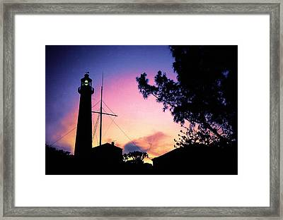Framed Print featuring the photograph Comes The Dawn by Mike Flynn