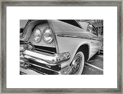 Framed Print featuring the photograph Comet by Michael Donahue