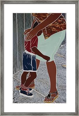 Comfort 1 Framed Print