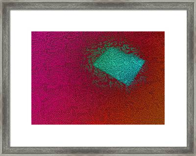 Comfortably Numb Framed Print