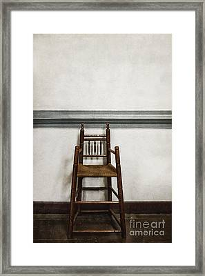 Comforts Of Home Framed Print by Margie Hurwich