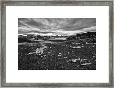 Coming And Going  II Framed Print by Jon Glaser
