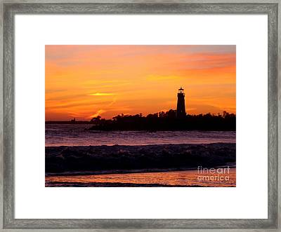 Framed Print featuring the photograph Coming Home2 by Theresa Ramos-DuVon