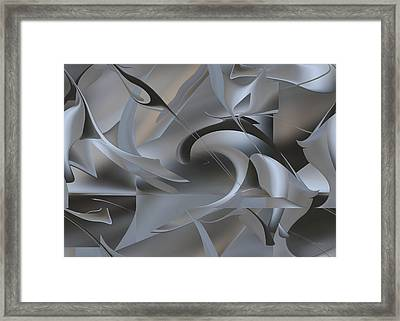 Coming Of Dawn Framed Print