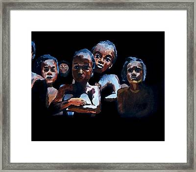 Coming To America Framed Print by Jeremy Phelps
