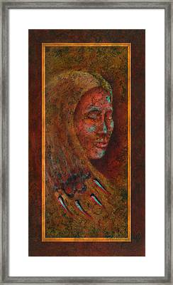 Coming Together I Framed Print