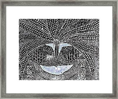 Money Chief Framed Print by Tetka Rhu