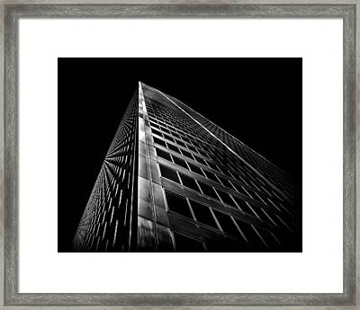 Commerce Court West 2 Framed Print by Brian Carson