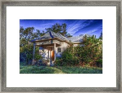 Community Center II Framed Print