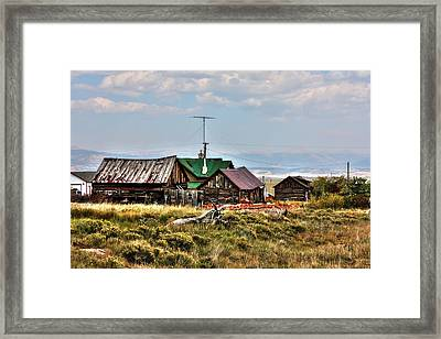 Framed Print featuring the photograph Como I by Lanita Williams
