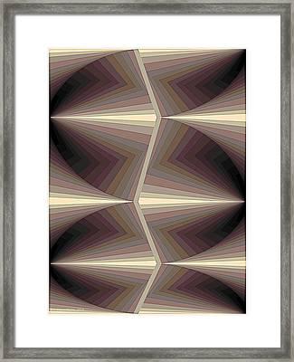 Composition 161 Framed Print