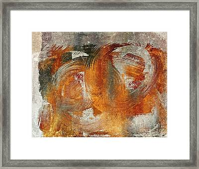 Composix -0229a Framed Print by Variance Collections