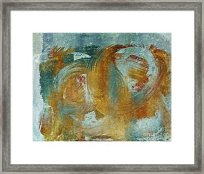 Composix 02a - V1t27b Framed Print by Variance Collections