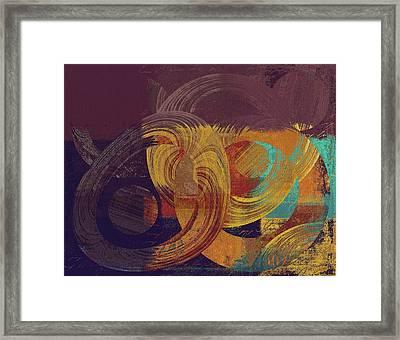 Composix - 164164100a2t1 Framed Print