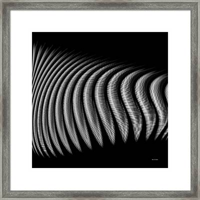 Compromise Framed Print by Angela A Stanton