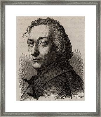 Comte Berthollet Framed Print by Universal History Archive/uig