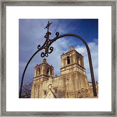 Concepcion Well Framed Print
