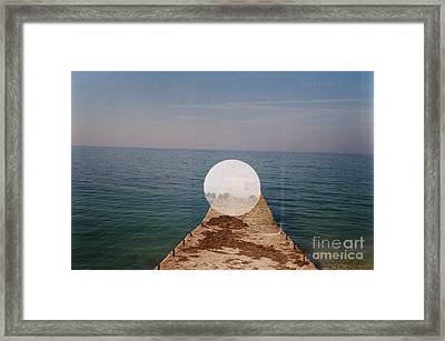 Conception Framed Print by Krolikowski Art