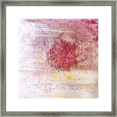 Conception - The Firebird Framed Print by Sora Neva