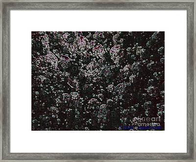 Conceptual Reality  Framed Print