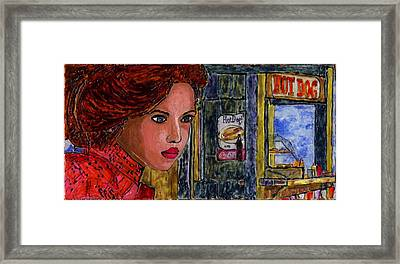 Concessions Framed Print by Phil Strang