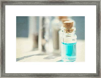 Concoction Framed Print