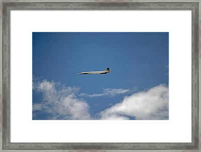 Concord Framed Print by Skip Willits
