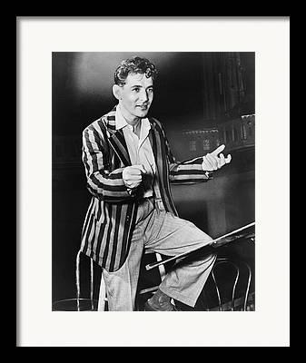 Bernstein Framed Prints