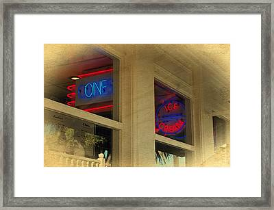 Cones Framed Print by See My  Photos