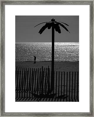 Coney Island 1 Framed Print
