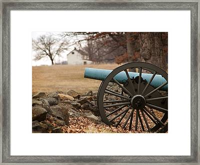 Confederate Ridge Framed Print