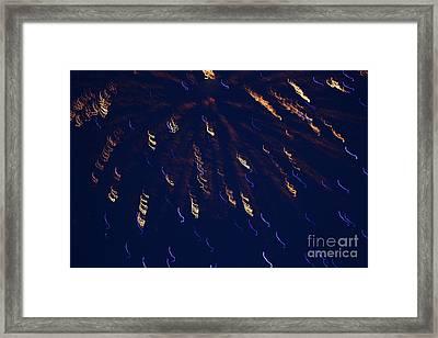 Confetti Framed Print by Judy Palkimas