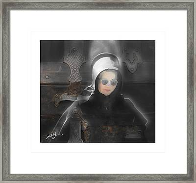 Framed Print featuring the painting Conformity by Bob Salo