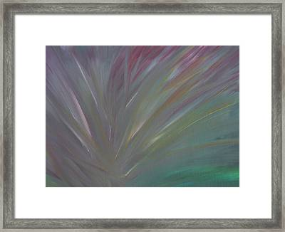 Confused Framed Print by Jennifer Muller