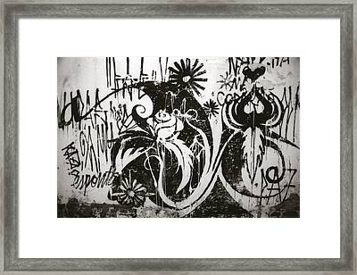 Framed Print featuring the photograph Confusion by Amarildo Correa