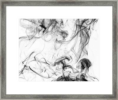 Confusion Framed Print by David Mcchesney