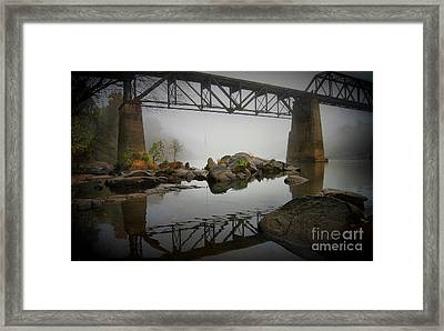 Congaree Trestle Framed Print
