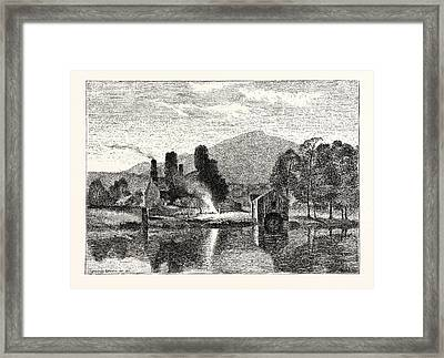 Coniston Old Hall Framed Print