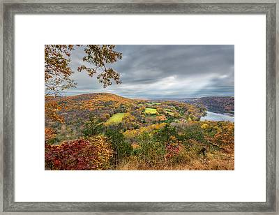 Connecticut Country Framed Print by Bill Wakeley